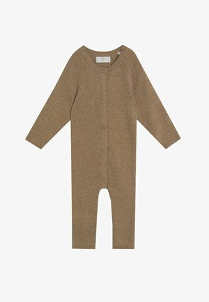 NIDITO - Overall / Jumpsuit /Buksedragter - zand