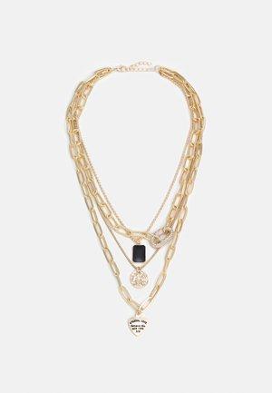 GLAMMI COMBI NECKLACE - Smykke - gold-coloured