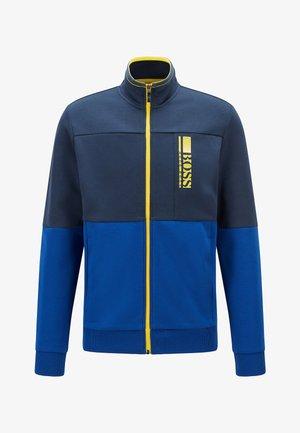 SKAZ  - Zip-up sweatshirt - dark blue