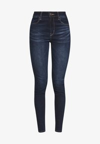 RISE JEGGING - Jeans Skinny Fit - blue denim