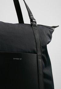 Sandqvist - MARTA - Batoh - black - 6
