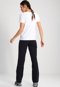 Columbia - SATURDAY TRAIL - Trousers - black - 2