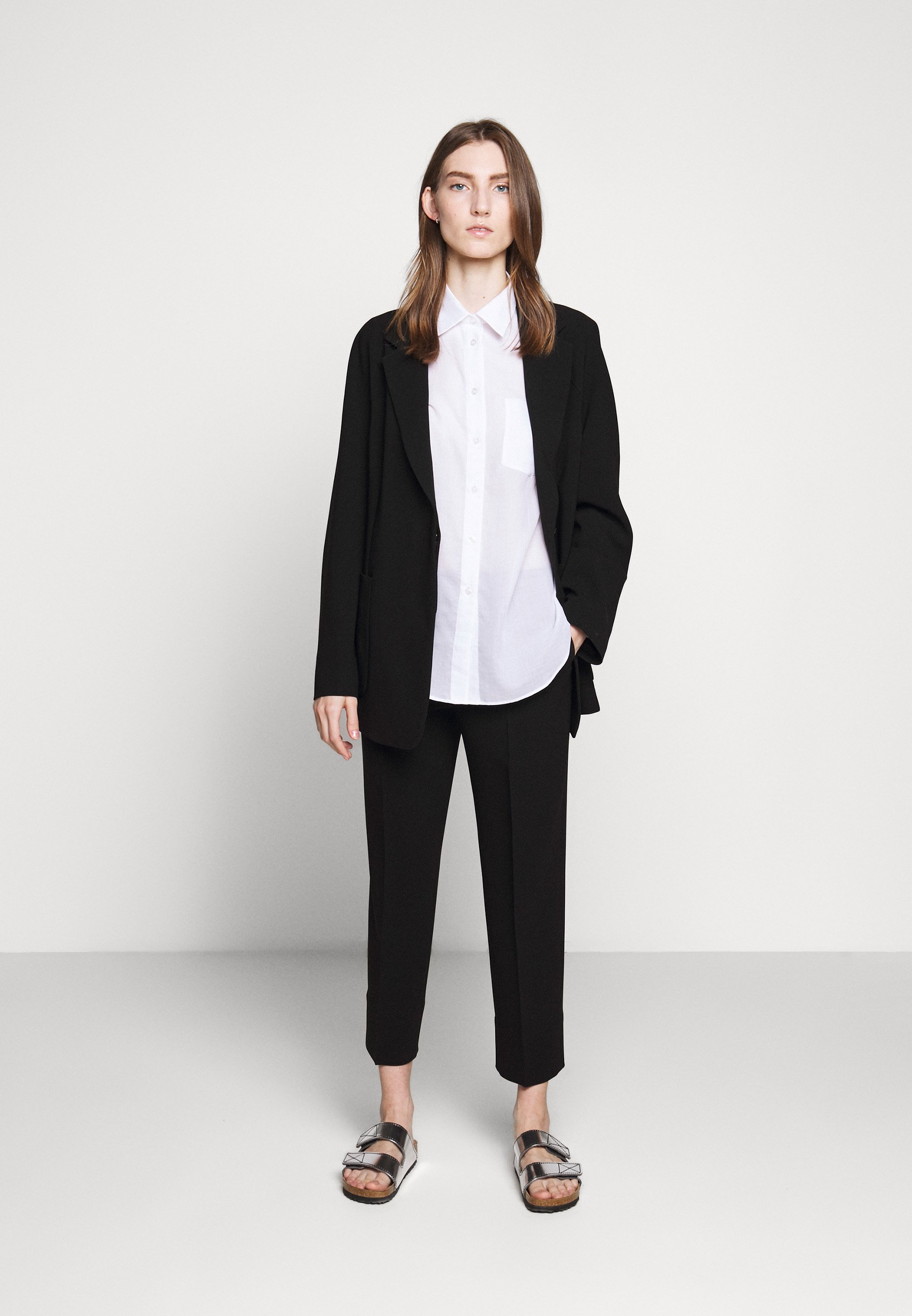 AIDA Halflange jas black