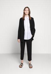 Filippa K - AIDA - Krátký kabát - black - 1