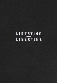 Libertine-Libertine - BEAT LOGO - Jednoduché triko - black - 2