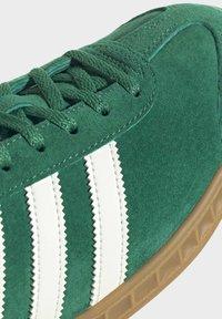 adidas Originals - HAMBURG TERRACE - Sneakers basse - green off white gum - 10