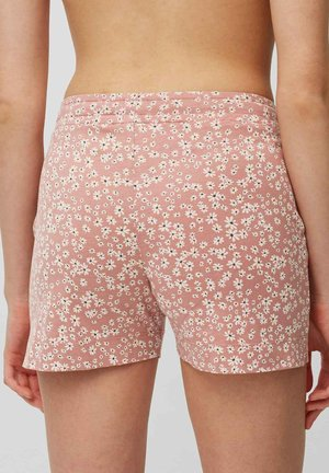 Pyjama bottoms - rosewood