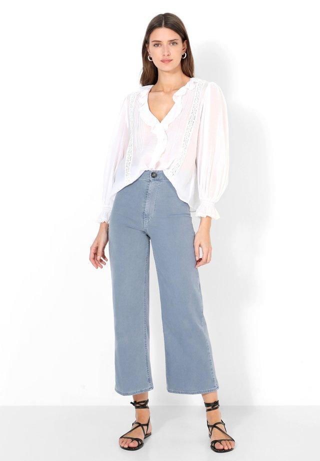 Jeans bootcut - indigo