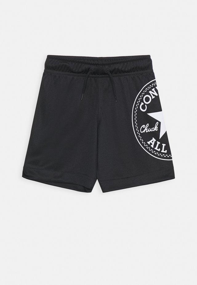CHUCK PATCH WRAP - Pantalones deportivos - black