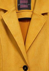 Street One - Classic coat - gelb - 4