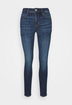 HI RISE JEGGING - Jeggings - after midnight