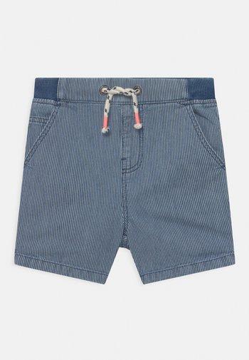 NOW  - Shorts di jeans - blue denim