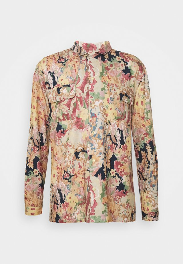 FLORAL FEATHERS - Shirt - multi