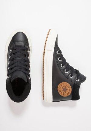 CHUCK TAYLOR ALL STAR - Sneakers high - black/burnt caramel