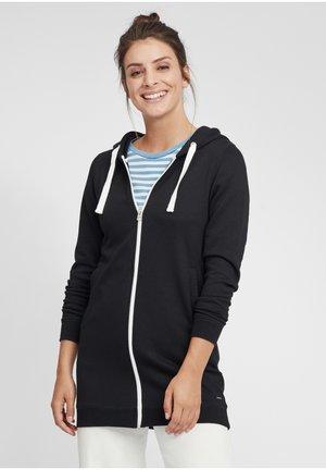 OLINDA - Zip-up hoodie - black
