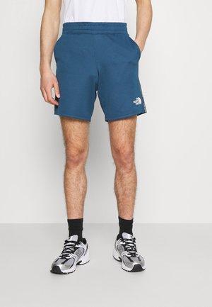 Shorts - monterey blue