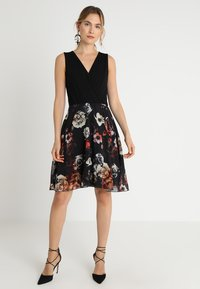 Anna Field - Cocktail dress / Party dress - black/red - 0