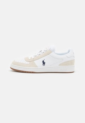 UNISEX - Trainers - white/newport navy