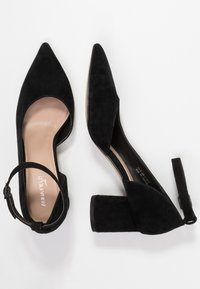 Anna Field Select - LEATHER CLASSIC HEELS - Classic heels - black - 3