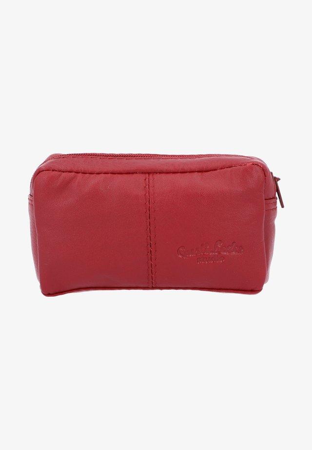Key holder - cherry red