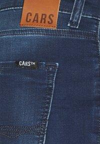 Cars Jeans - SEATLE - Jeansshort - dark used - 5