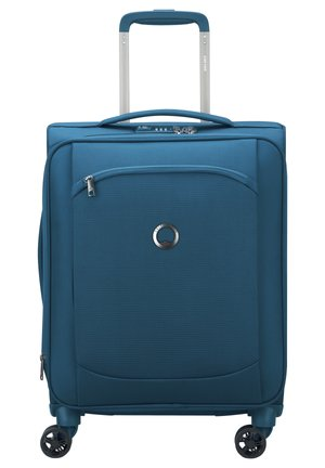 MONTMARTRE AIR 2.0 4-ROLLEN KABINENTROLLEY 55 CM - Trolley - blau