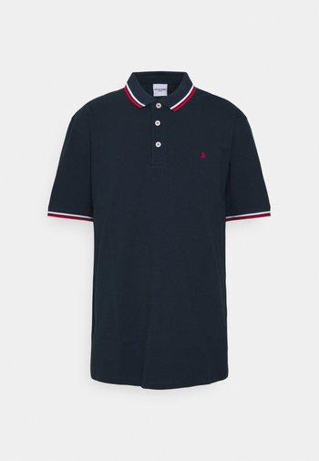 JJEPAULOS - Polo shirt - navy