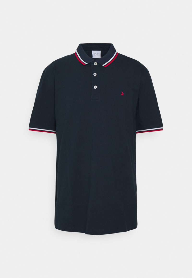 Jack & Jones - JJEPAULOS - Polo shirt - navy