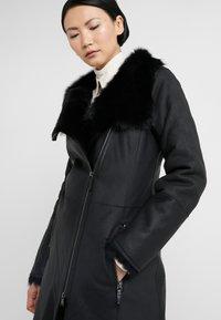 VSP - CLASSIC COAT - Classic coat - toscana black - 3