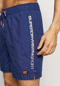 Superdry - SWIMSPORT - Swimming shorts - beechwater blue - 3