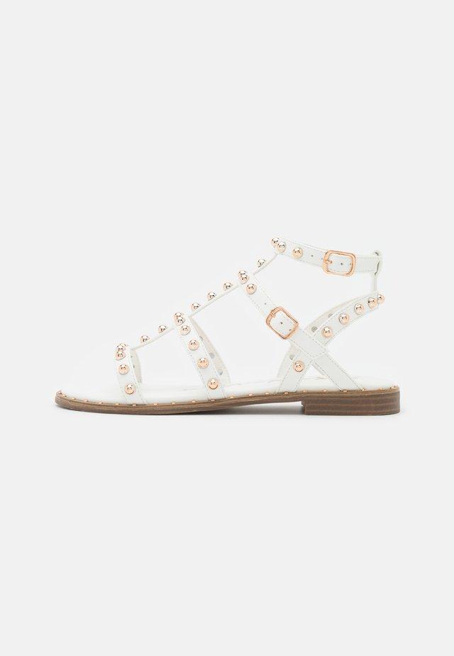 Sandales - soft bianco