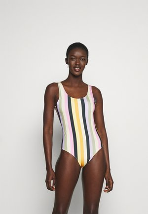 NILLA SWIMSUIT - Maillot de bain - multi-coloured/transparent