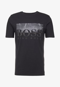 BOSS - TREK  - T-shirt med print - black - 3
