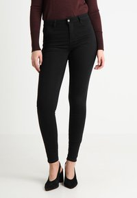 KIOMI TALL - Slim fit jeans - black - 0