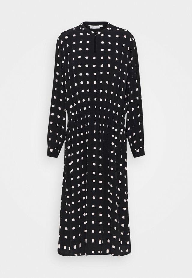 NISSA - Robe d'été - black