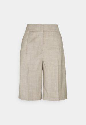 Shorts - oat melange