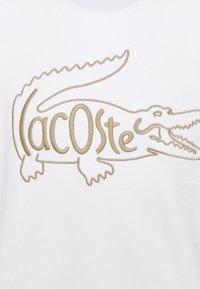 Lacoste - Sweatshirt - white - 6