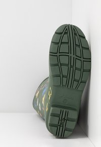 Tom Joule - ROLL UP WELLY - Stivali di gomma - green - 6