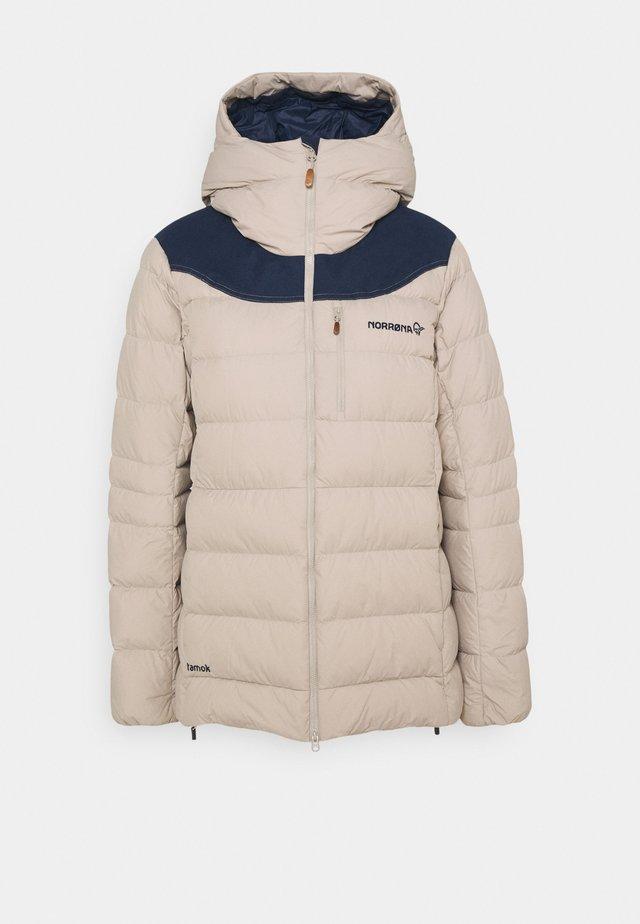 TAMOK JACKET - Ski jacket - beige