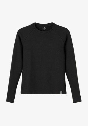 BIO - Camiseta de manga larga - black