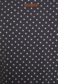 Ragwear - TAG DOTS - Žerzejové šaty - black - 2