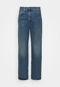 Levi's® Made & Crafted - THE COLUMN - Jeansy Straight Leg - coastal blue - 3