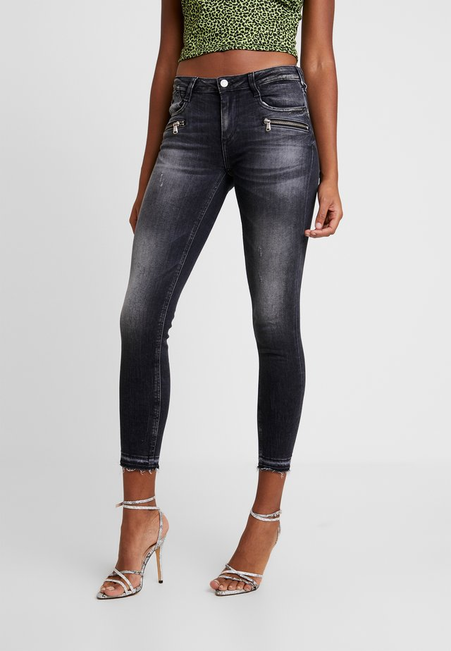 POWER - Jeans Skinny Fit - black