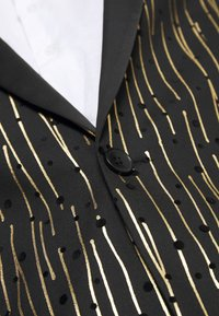 Twisted Tailor - SAGRADA SUIT - Completo - black/gold - 10