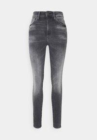G-Star - KAFEY STUDS ULTRA HIGH SKINNY  - Jeans Skinny Fit - vintage basalt - 6