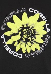 CORELLA - Pitkähihainen paita - black - 2