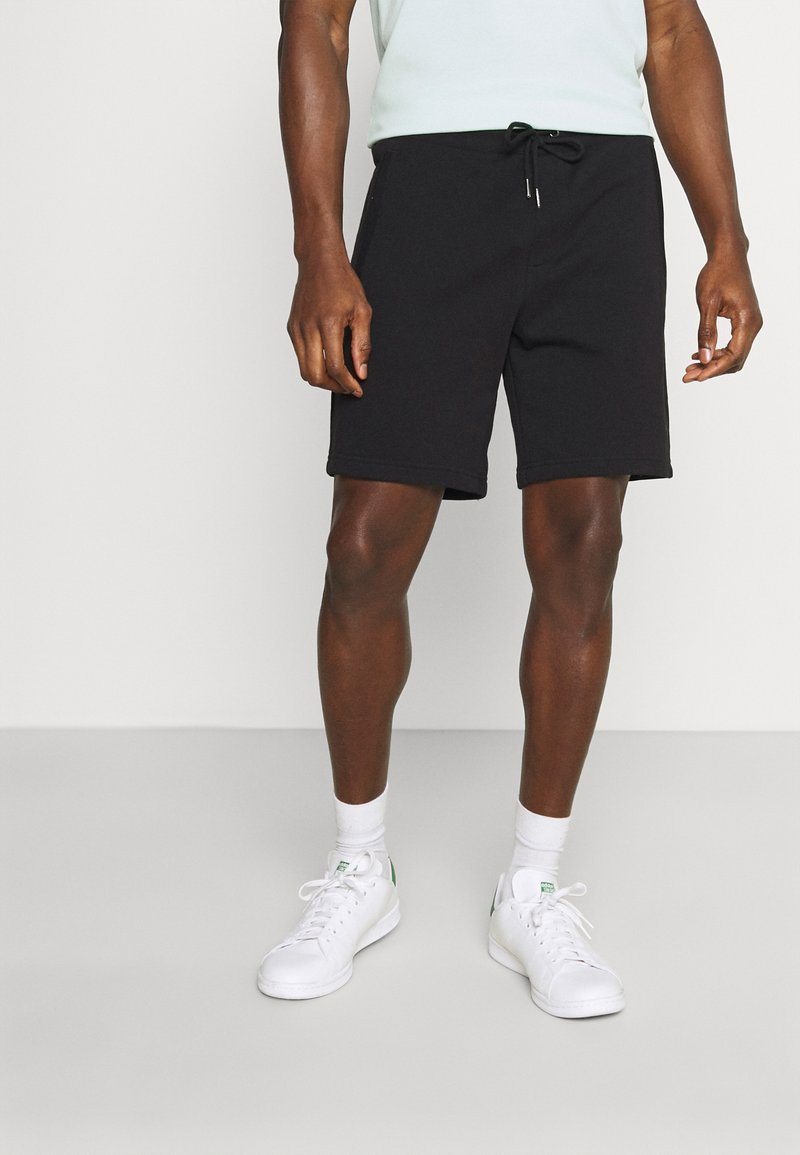 Tommy Hilfiger - ESSENTIAL - Shorts - black