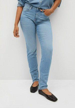 SUSAN - Slim fit jeans - lichtblauw