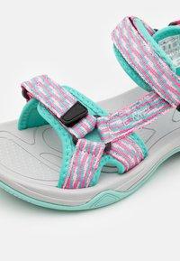 CMP - HAMAL UNISEX - Walking sandals - gloss - 5