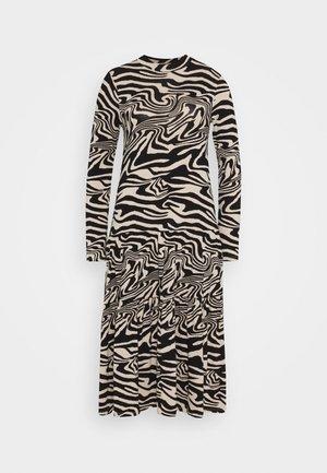 DRESS ISA - Jersey dress - black